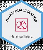 Label Zusatzqualifikation Herzinsuffizienz