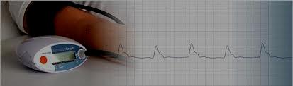 Arteriograph Messung