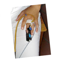 Finger- / Zehendruckmessung