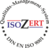 Qualitäts Management System DIN ISO ZERT