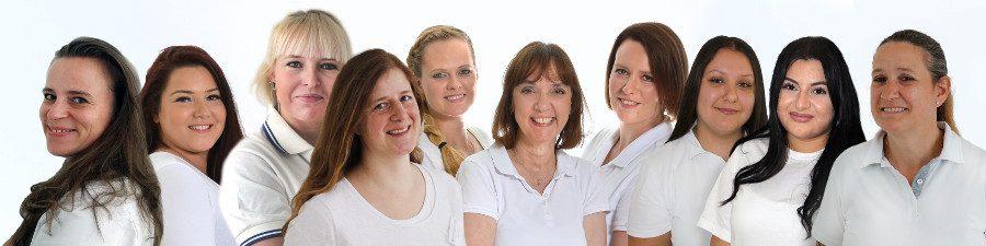 Team Kardiologie Rankestrasse ohne Azubi